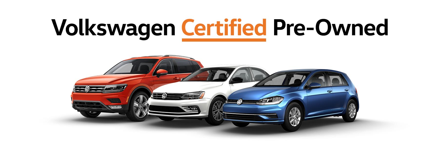 VW Certified Pre-Owned